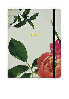 kate spade new york 17-Month Large Floral Agenda