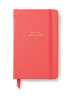 kate spade new york Take Note Put In A Good Word Medium Notebook