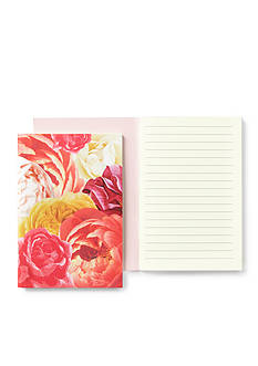 kate spade new york Floral Notebook Set