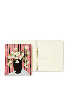 kate spade new york Large Spiral Notebook, Large Bouquet