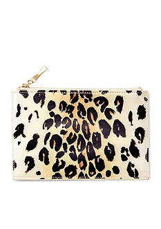 kate spade new york Pencil Pouch, Leopard