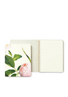 kate spade new york Floral Concealed Spiral Notebook