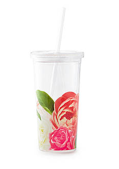 kate spade new york Insulated Floral Tumbler