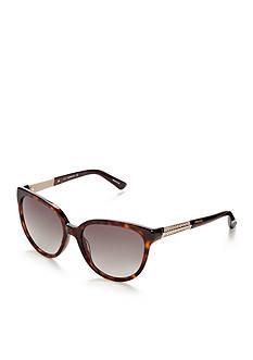 SWAROVSKI&#174 Crystal Round Sunglasses