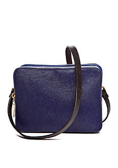 French Connection Cosmic Triple Zip Crossbody