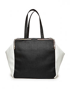 French Connection Prim Lady Large Tote Satchel