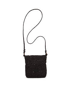 Kim Rogers Crochet Mini Crossbody