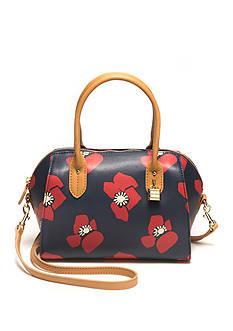 Tommy Hilfiger Small Floral Bowler Shoulder Bag