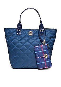 Tommy Hilfiger Ali Quilted Shopper With Pouch