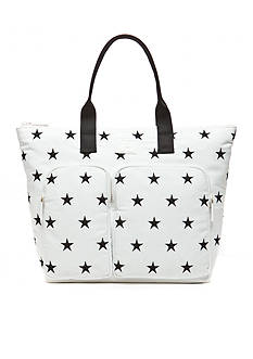 Tommy Hilfiger Canvas Sport Star Tote