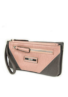 Kenneth Cole Reaction Zip Code Wristlet Pouch