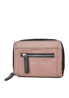 Kenneth Cole Reaction Zip Around Indexer Wallet