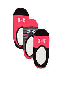 Under Armour Lo Lo Socks - 3 Pack