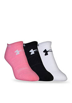 Under Armour Elevated Performance No-Show Socks