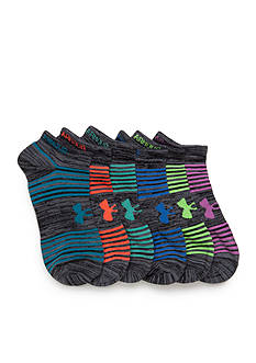 Under Armour Essential Twist 2.0 Socks - 6 Pack