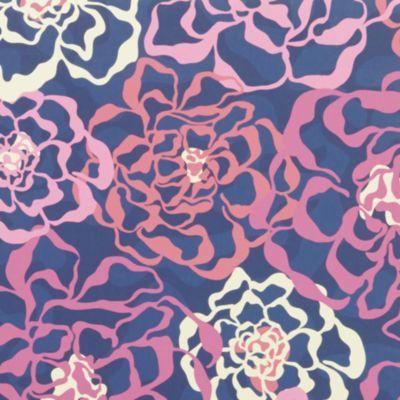 Small Wallets & Accessories: Katalina Pink Vera Bradley Three-Subject Notebook
