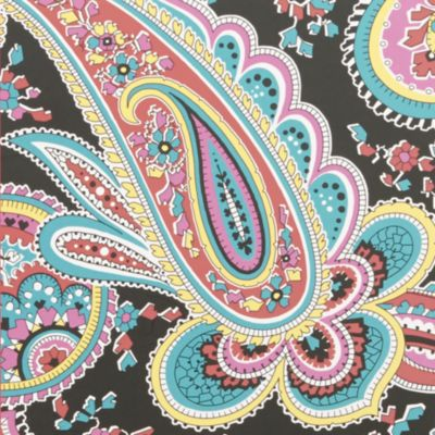 Small Wallets & Accessories: Parisian Paisley Vera Bradley Three-Subject Notebook