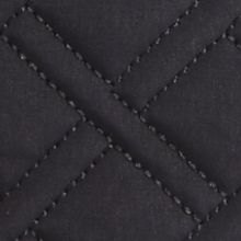 Cross Body Bags: Classic Black Vera Bradley Triple Zip Hipster Crossbody