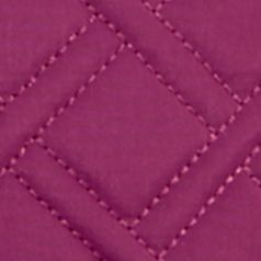 Cross Body Bags: Plum Vera Bradley Triple Zip Hipster Crossbody