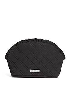Vera Bradley Large Ruffle Cosmetic Bag