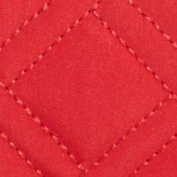 Handbags and Wallets: Tango Red Vera Bradley Front Zip Wristlet