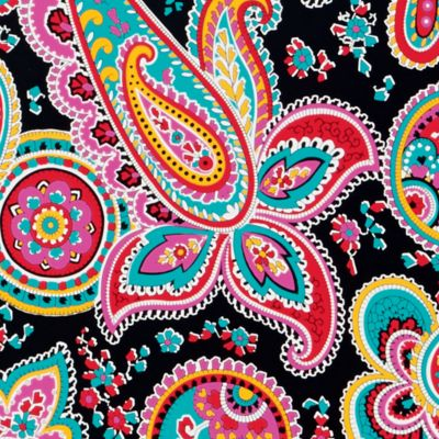 Small Wallets & Accessories: Parisian Paisley Vera Bradley File Folders