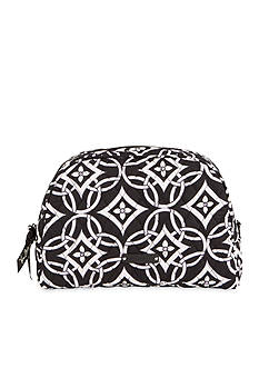 Vera Bradley Signature Large Zip Cosmetic Case