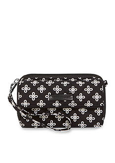 Vera Bradley Signature All In One Crossbody For iPhone 6+