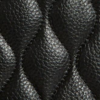 Handbags and Wallets: Black Vera Bradley Quilted Leather Molly Crossbody