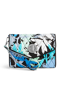 Vera Bradley Signature Your Turn Smartphone Wristlet