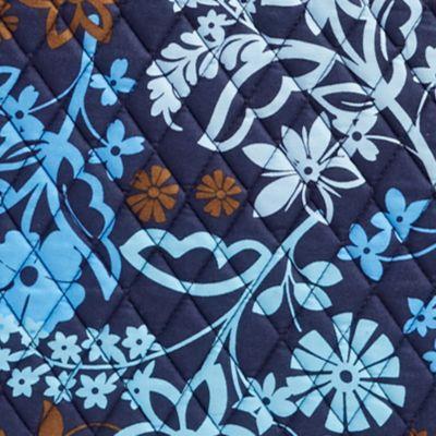 Handle and Tote Bags: Java Floral Vera Bradley Signature Tote 2.0