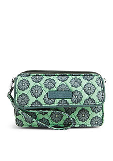 Vera Bradley Signature All In One Crossbody for iPhone® 6+