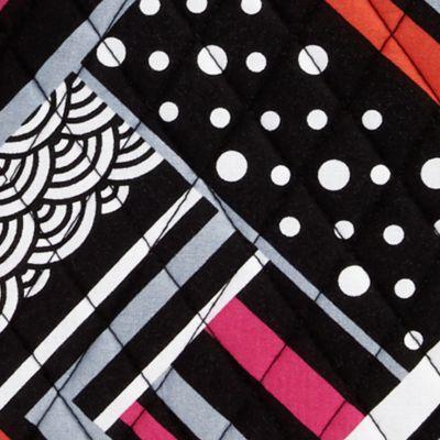 Cross Body Bags: Northern Stripe Vera Bradley Signature Triple Zip Hipster Crossbody