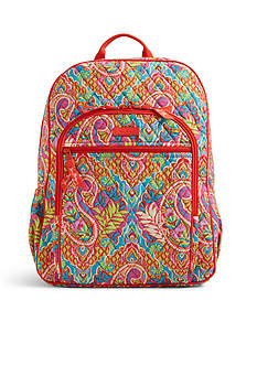 Vera Bradley Signature Campus Backpack