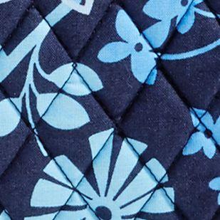 Cross Body Bags: Java Floral Vera Bradley Signature Little Hipster Crossbody