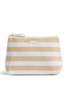Vera Bradley Striped Cosmetic Bag
