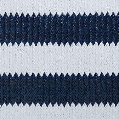 Designer Handbags: Navy Stripe Vera Bradley Striped Cosmetic Bag