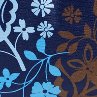 Backpack Purse: Java Floral Vera Bradley Lighten Up Just Right Backpack