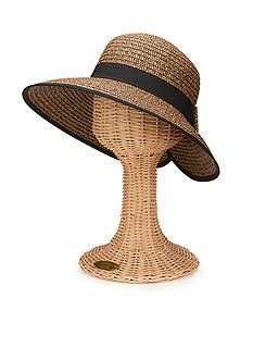 San Diego Hat Company Bow Back Brim Hat