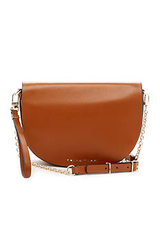 Trina Turk Park Ave Crossbody Saddle Bag