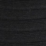 Karen Kane: Black Karen Kane Lux Braid Wide Brim Hat