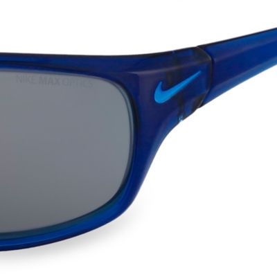 Mens Sunglasses: Aqua Nike Rabid Volt Sunglasses