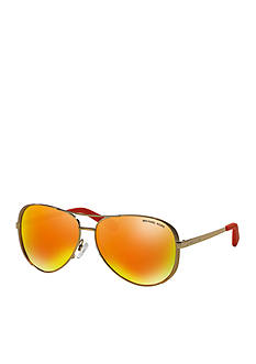 Michael Kors Chelsea Aviator Sunglasses
