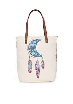 TWIG & ARROW Print Tote