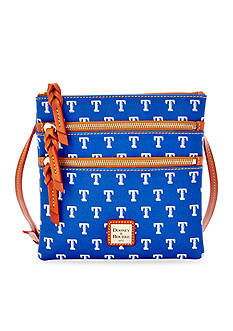 Dooney & Bourke Rangers Triple Zip Crossbody Bag