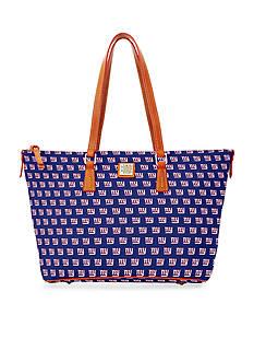 Dooney & Bourke Giants Zip Top Shopper Bag