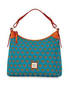 Dooney & Bourke Jaguars Hobo Bag