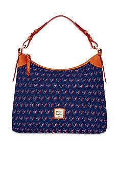Dooney & Bourke Texans Hobo Bag