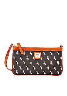 Dooney & Bourke White Sox Wristlet