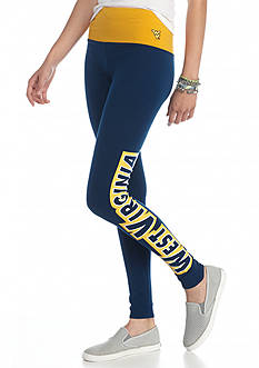 LoudMouth University - West Virginia Mountaineers Leggings